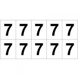 Chiffres 7