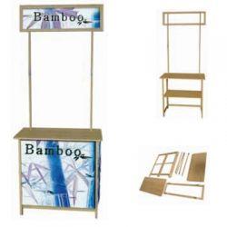 Stands modèle bambou