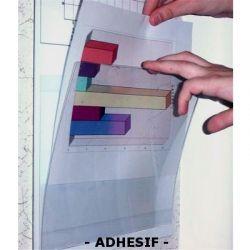Modèle adhésif portefeuille - Porte-documentation