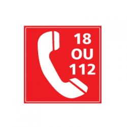 Téléphone 18 ou 112