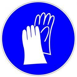 Protection obligatoire des mains