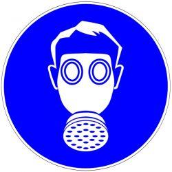 Protection obligatoire des voies respiratoires