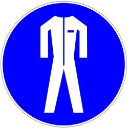 Protection obligatoire du corps