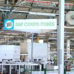Modèle PVC de panneaux suspendus