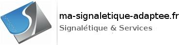 Ma signalétique adaptée.fr
